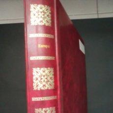 Sellos: COLECCION TEMA EUROPA SELLOS USADOS DE 1956 A 1974 COMPLETA - ALTO VALOR DE CATÁLOGO. Lote 180865902