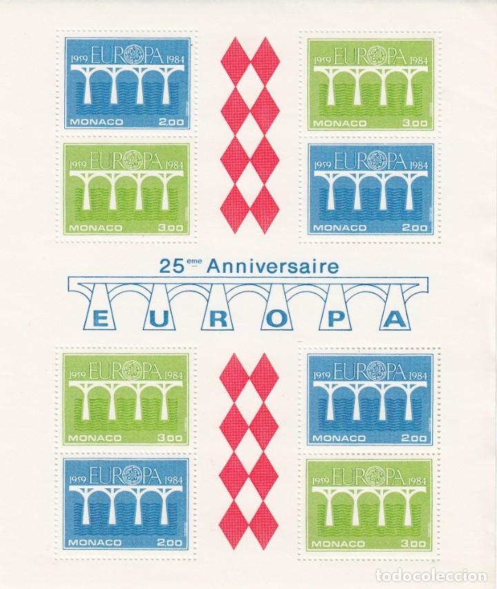 Sellos: EUROPA 1984 - NUEVO SIN FIJASELLOS 66 SELLOS + 4 HB -PUEDE SOLICITAR LOS SELLOS QUE LE FALTEN - Foto 3 - 182200938