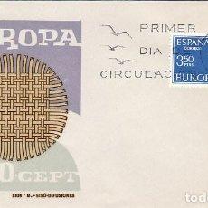Sellos: EDIFIL 1973, EUROPA 1970, PRIMER DIA DE 4-5-1970 SOBRE DE SISO. Lote 185896271