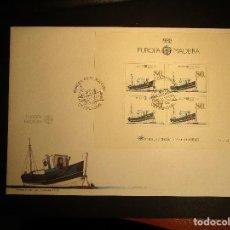 Sellos: SOBRE DE PORTUGAL -MADEIRA 1988 CON MATASELLO. Lote 192747681