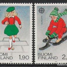 Timbres: FINLANDIA 1989 NUEVO/MNH. Lote 192827435