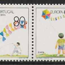 Timbres: MADEIRA 1989 NUEVO/MNH. Lote 192827570