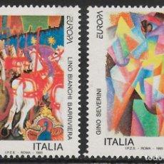 Timbres: ITALIA 1993 NUEVO MNH. Lote 193787593