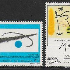 Timbres: ESPAÑA 1993 NUEVO MNH. Lote 193790765