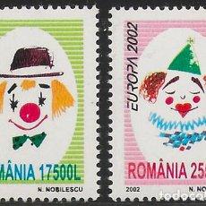 Timbres: RUMANÍA 2002 NUEVO MNH. Lote 193799958