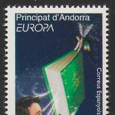 Timbres: ANDORRA ESPAÑOLA 2010 NUEVO/MNH. Lote 193852401