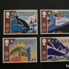 Timbres: /20-03/-GRAN BRETAÑA-1988-Y&T 1311/4 SERIE COMPLETA EN NUEVO(**MNH). Lote 197727701