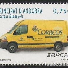 Sellos: ANDORRA ESPAÑOLA 2013 EUROPA CEPT NUEVO MNH. Lote 245276065