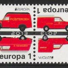 Sellos: PAÍSES BAJOS 2013 EUROPA CEPT NUEVO MNH. Lote 245275490