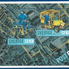 Sellos: SUECIA 2013 EUROPA CEPT HOJITA NUEVO MNH. Lote 245275685