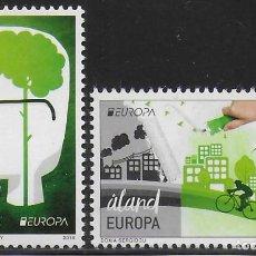 Sellos: ALAND 2016 EUROPA CEPT NUEVO MNH. Lote 198946927