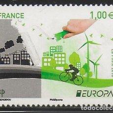 Sellos: FRANCIA 2016 EUROPA CEPT NUEVO MNH. Lote 198948328