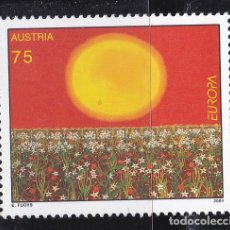Sellos: EUROPA239 AUSTRIA 2004 NUEVO ** MNH FACIAL. Lote 205519955