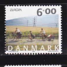 Sellos: EUROPA241 DINAMARCA 2004 NUEVO ** MNH FACIAL. Lote 205520408