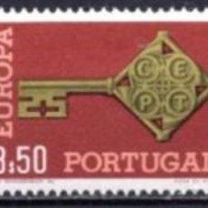 Sellos: PORTUGAL 1968 EUROPA CEPT MI.1051-1053 MNH AC.362. Lote 205587272