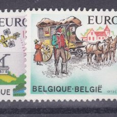 Sellos: BELGICA.- 1925/26 TEMA EUROPA NUEVA SIN CHARNELA.. Lote 205765040