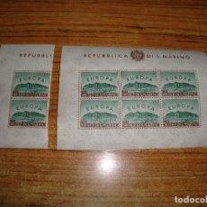 Sellos: (TC-124) INTERESANTE LOTE DE SERIES DE EUROPA 1961 VER TODOS LOS PAISES NUEVOS. Lote 208444597