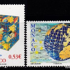 Timbres: EUROPA322 MONACO 2006 NUEVO ** MNH FACIAL. Lote 209053825
