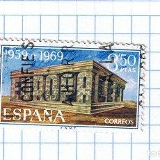 Sellos: EUROPA CEPT ESPAÑA 1969 -EDIFIL 1921 SELLO USADO. Lote 210978685