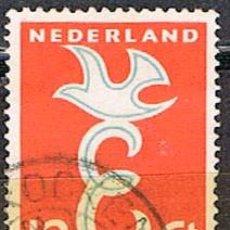 Sellos: HOLANDA IVERT Nº 691, EUROPA 1958, USADO. Lote 213322168