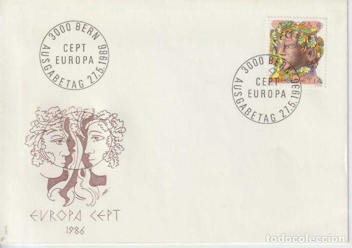 SPD EUROPA CEPT (Sellos - Temáticas - Europa Cept)