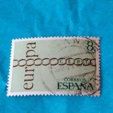 Sellos: ESPAÑA EUROPA 3. Lote 215694415