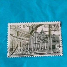 Sellos: ESPAÑA EUROPA 4. Lote 215694858
