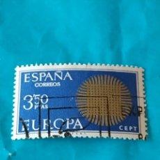 Sellos: ESPAÑA EUROPA 5. Lote 215694953