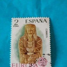 Sellos: ESPAÑA EUROPA 16. Lote 215695865