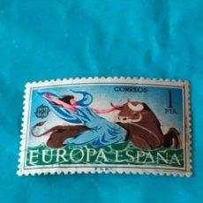 Sellos: ESPAÑA EUROPA 21. Lote 215696426