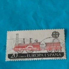 Sellos: ESPAÑA EUROPA 22. Lote 215696566