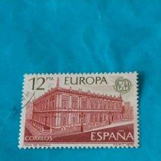 Sellos: ESPAÑA EUROPA 25. Lote 215696923
