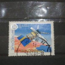 Timbres: SELLOS AUSTRIA (OSTERREICH) MTDOS/1991/CEPT/EUROPA/ESPACIO/SATELITE/COSMOS/COMUNICAION/ASTROS. Lote 215833323