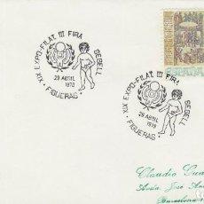 Sellos: AÑO 1979, FIGUERAS (GERONA), FERIA DEL SELLO. Lote 218402301