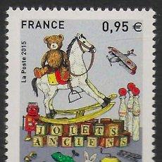 Sellos: FRANCIA 2015 EUROPA CEPT NUEVO MNH. Lote 288537123