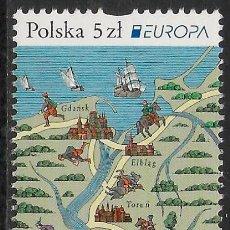 Sellos: POLONIA 2020 EUROPA CEPT NUEVO MNH. Lote 221712496
