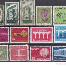 Sellos: LOTE DE SELLOS - EUROPA - (AHORRA EN PORTES, COMPRA MAS). Lote 222842541