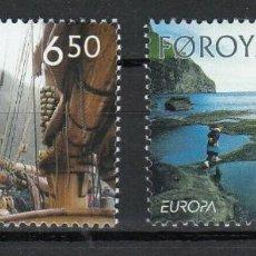 Sellos: FEROE 2004 IVERT 493/4 *** EUROPA - LAS VACACIONES. Lote 223936952