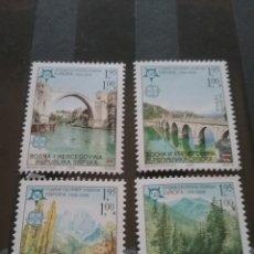 Sellos: SELLOS BOSNIA-HERZEGOVINA NUEVOS (ADM SERBIA)/DENTADO/2005/CEPT/PUENTE/50A/1A/SERIE/EUROPA/RIO/NATUR. Lote 237204340