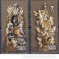 Sellos: LOTE DE SELLOS NUEVOS - MALTA - EUROPA - AHORRA GASTOS COMPRA MAS SELLOS. Lote 233604535