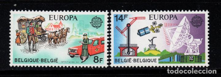 BELGICA 1925/26** - AÑO 1979 - EUROPA - HISTORIA POSTAL (Sellos - Temáticas - Europa Cept)