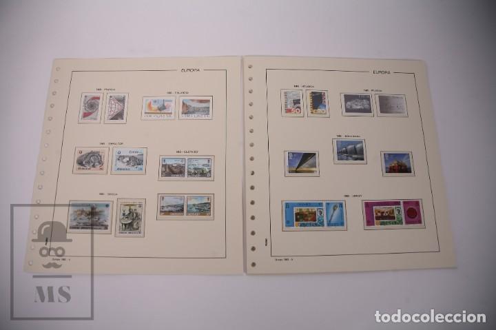 Sellos: Colección Tema Europa Año 1983 Nuevo - Temática Grandes Obras e Inventos - Valor Cat. Yvert 288 € - Foto 3 - 242090410