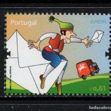 Sellos: PORTUGAL 3262** - AÑO 2008 - EUROPA - LA ESCRITURA. Lote 243417900