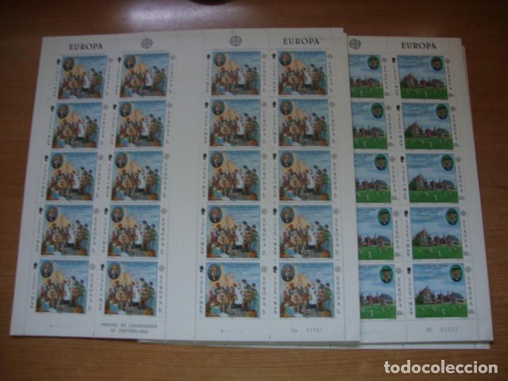 Sellos: TEMA EUROPA AÑO 1980 BLOQUE DE 4 Y MAS VER FOTOS Y DESCRIPCION - Foto 11 - 247179755
