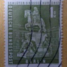 Francobolli: ALEMANIA BERLÍN.- CATÁLOGO YVERT Nº 135,. Lote 253193965