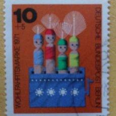 Francobolli: ALEMANIA BERLÍN 1971. YT:DE-BE 374,. Lote 253264995