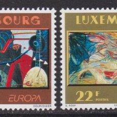 Sellos: LUXEMBURGO 1993 - EUROPA CEPT SERIE NUEVA SIN FIJASELLOS. Lote 253820065