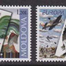 Sellos: MOLDAVIA 2010 - EUROPA CEPT SERIE NUEVA SIN FIJASELLOS. Lote 253824645