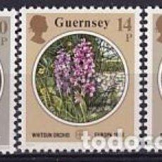 Sellos: GUERNSEY 359/61 EUROPA CEPT. Lote 257530355