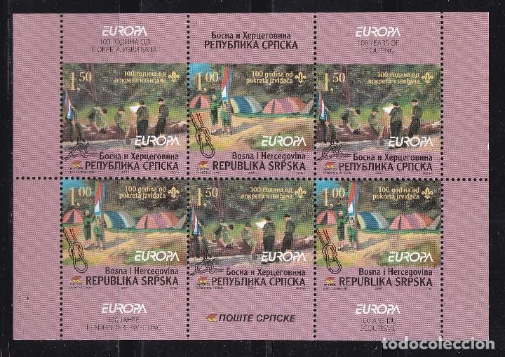 EUROPA401 BOSTINA Y HERZEGOVINA 2007 NUEVO ** MNH FACIAL (Sellos - Temáticas - Europa Cept)